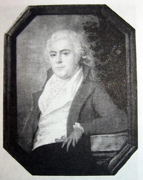 Неизвестный художник. Портрет князя А.А. Голицына. 1790-е гг. ГИМ.