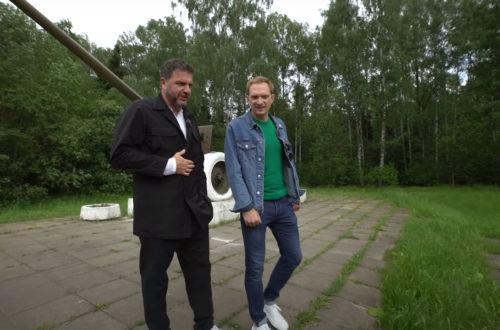 В боях на подступах к Гжатску | Письма Победы с Максимом Виторганом и Андреем Бурковским