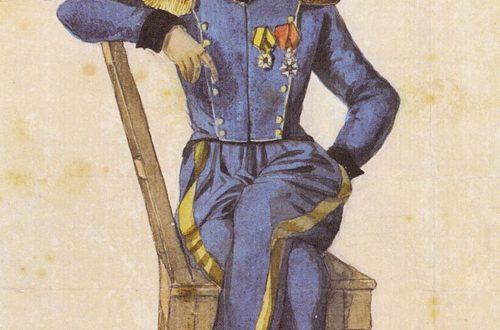 Портрет Христиан-Вильгельм фон Фабер-дю-Фора