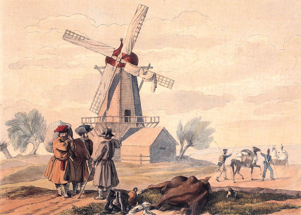 У Гжатска, 5 сентября 1812 года