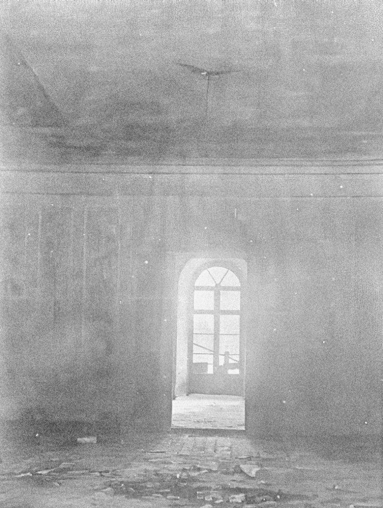 Усадьба Самуйлово. Интерьер усадебного дома (гостиная).