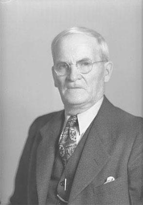 Генри Люк Боллей (Bolley, Henry Luke), американский ботаник